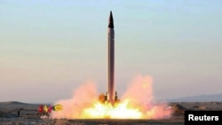 Ирандын ракета сыноосу, 11-октябрь, 2015-жыл.