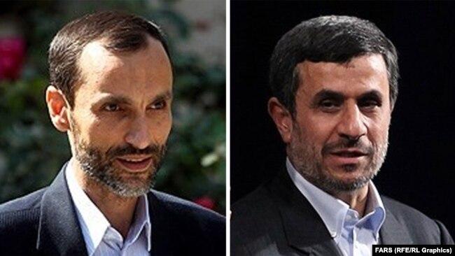 صلاحیت محمود احمدینژاد و حمید بقایی برای انتخابات ریاستجمهوری رد شده است.