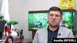 """Ярдәм"" мәчете имамы Илдар Баязитов"