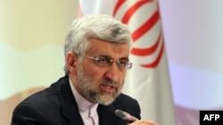 Глава иранской делегации на переговорах по ядерной программе Саид Джалили.