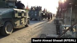 ارشیف، بغلان کې یو شمېر افغان ځواکونه
