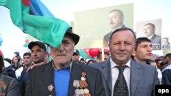 Rəsmi məlumata görə, oktyabrın 15-də keçirilmiş prezident seçkisində hazırkı ölkə başçısı İlham Əliyev 88,73% səs toplayıb