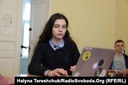 Софія Петришин, львівська школярка