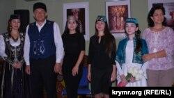 Дни крымскотатарской культуры в Берлине, делегация из Киева