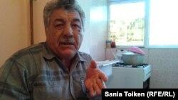 Гусейнали Бабаев, житель города Кульсары Атырауской области.