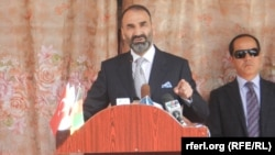 Атомухаммад Нур, губернатор афганской провинции Балх