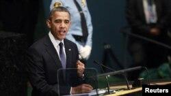 Barak Obama në OKB
