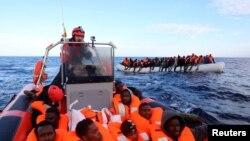 Afrički migranti