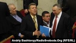 Ukraine -- Party of Regions deputy Sergiy Kivalov, Kyiv, 10Jan2013