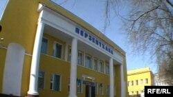 Қарағандыдағы жаңа перзентхана үйі. Наурыз, 2009 жыл.