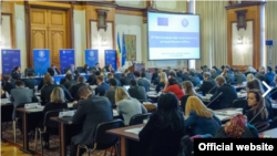 La o reuniune la ANABI la București
