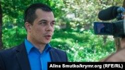 Адвокат Еміль Курбедінов