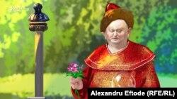 Țarul Dadon și cocoșul de aur