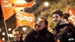 Европаның иң зур протест чарасы бүген Мадридта үтә