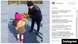 Каримов ва невараси