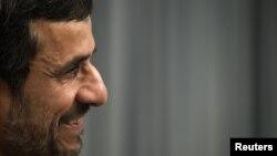 Presidenti i Iranit, Mahmud Ahmadinexhad.