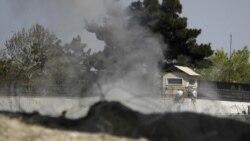 Kabul, 15 prill 2012.
