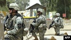 Американски војници на позиции во Ирак