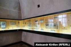 Берестяные грамоты в Новгородском музее