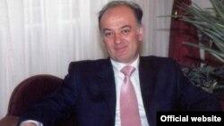 Битолскиот градоначалник Владимир Талески.