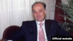 Владимир Талески, градоначалник на Битола.