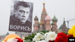 Marš žalosti povodom ubojstva Borisa Nemtsova, 1. veljače 2015.