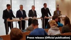 Pamje nga konferenca në Forumin Evropian Alpbach
