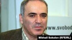 Njëri nga liderët e opozitës në Rusi Garry Kasparov, ish kampion botëror në shah