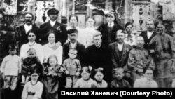 Жители Белостока, переселенцы из Польши. 1920-е годы