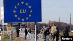 Češka, Slovačka, Austrija, Mađarska, Slovenija i Hrvatska, sa Poljskom u statusu promatrača - dogovorile su jačanje suradnje u slučaju mogućeg novog migratskog vala
