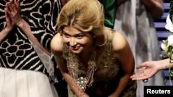 Gulnora Karimova har qanday odam prezident bo'la olishiga 22 yildan beri davlat boshqaruvida qolayotgan otasini misol qildi.