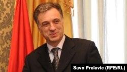 Досегашниот претседател и кандидат за престојните избори Филип Вујановиќ