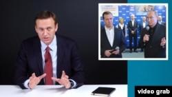 Aleksey Navalniy ancha yillardan buyon Vladimir Putin rejimini tanqid qilib keladi.