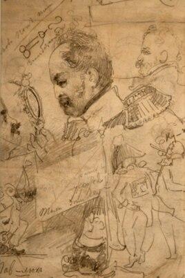 Павел Федотов.