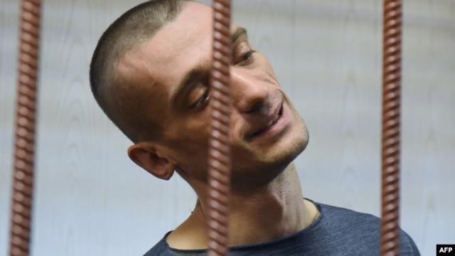 Петр Павленский
