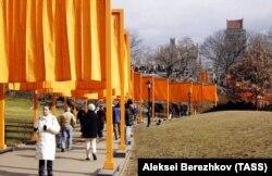 Инсталляция в Нью-Йорке, 2003