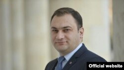 Пресс-секретарь президента Армении Владимир Акопян (архив)