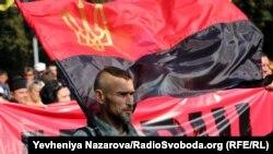 Цьогорічна хода до Дня незалежності України у Запоріжжі (ілюстративне фото)
