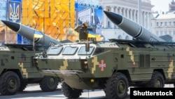 Військовий парад до Дня Незалежності України. Київ, 24 серпня 2018 року