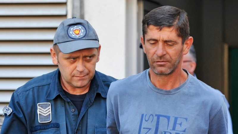 Montenegrin Jailed For 14 Years For War Crimes In Kosovo Conflict
