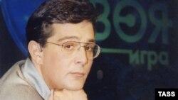 """Ведущий телевикторины """"Своя игра"""" на НТВ Пётр Кулешов"""