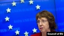Shefja për politikë të jashtme e BE-së, Kethrin Eshton.