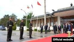 Рөстәм Миңнехановның Төркиягә рәсми сәфәре
