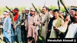 ملک احمد تاتار فرمانده خیزش مردمی در ولایت تخار