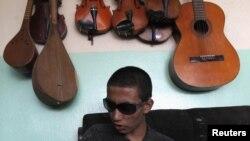 На уроках музыки. 4 сентября 2012 года.