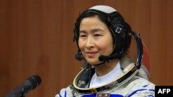 Лю Ян - первая китайская женщина-космонавт