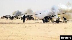 Ilustrativna fotografia: Vojna vežba vojske Sirije