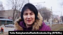 Валентина Бучок