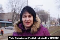 Валентина Бучок.