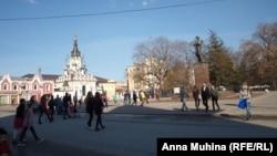 Саратов, центр города
